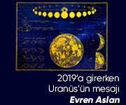 2019'a Girerken Uranüs'ün Mesajı